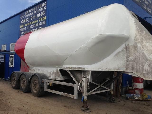 Цистерны для перевозки грузов